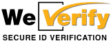 We Verify Secure ID Verification